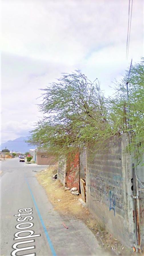 Foto Terreno en Renta en  San Bernabé XII (F-115),  Monterrey  MIRASOL ESQUINA IMPOSTA CON CENIZO