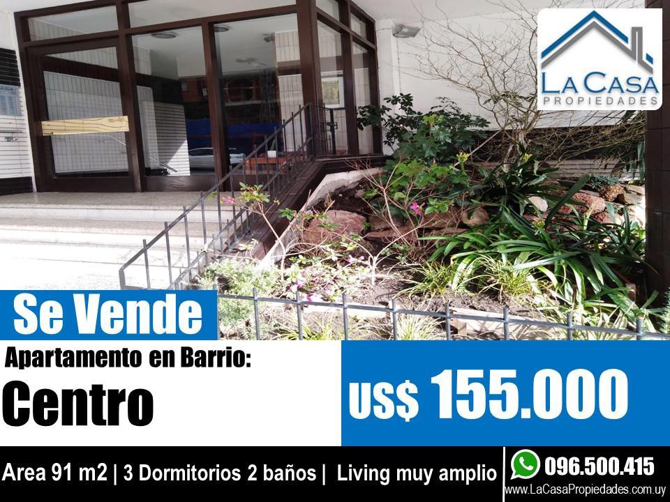 Foto Apartamento en Venta en  Centro (Montevideo),  Montevideo  Maldonado  800