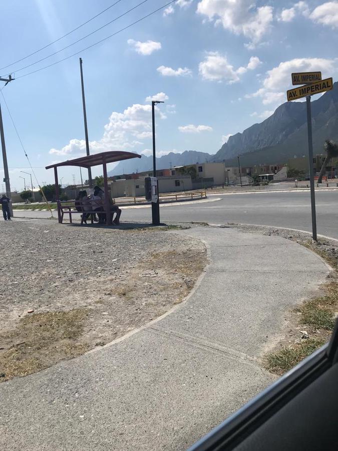 Foto Terreno en Venta en  Valle de Lincoln,  García  TERRENO COMERCIAL VENTA VALLE DE LINCONL