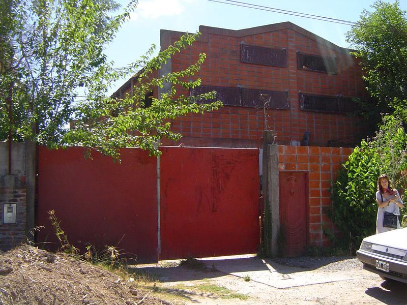 Foto Galpón en Venta en  Loma Verde,  Escobar  Los Aromos y Estensoro