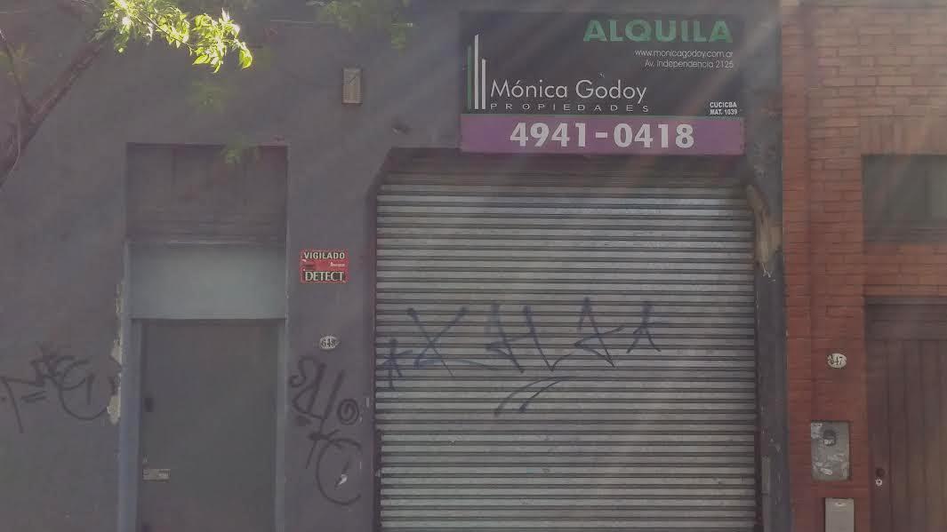 Foto Local en Alquiler en  San Cristobal ,  Capital Federal  Pasco al 600
