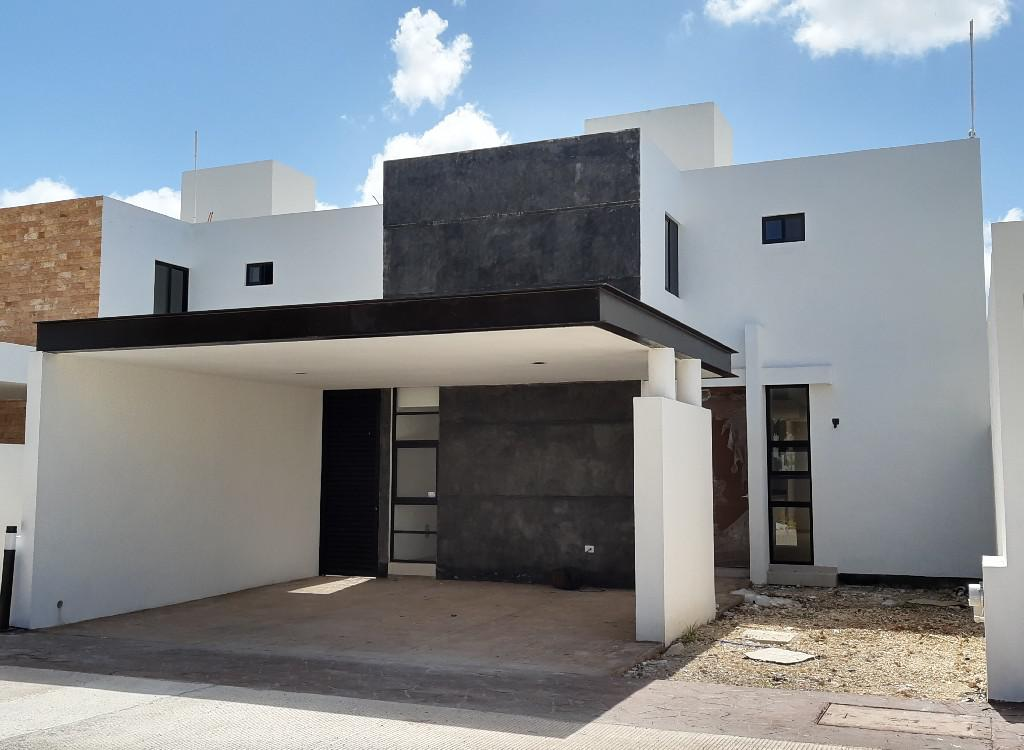 Foto Casa en Renta en  Santa Gertrudis Copo,  Mérida  Casa en Renta en Privada Fontana (4 REC).