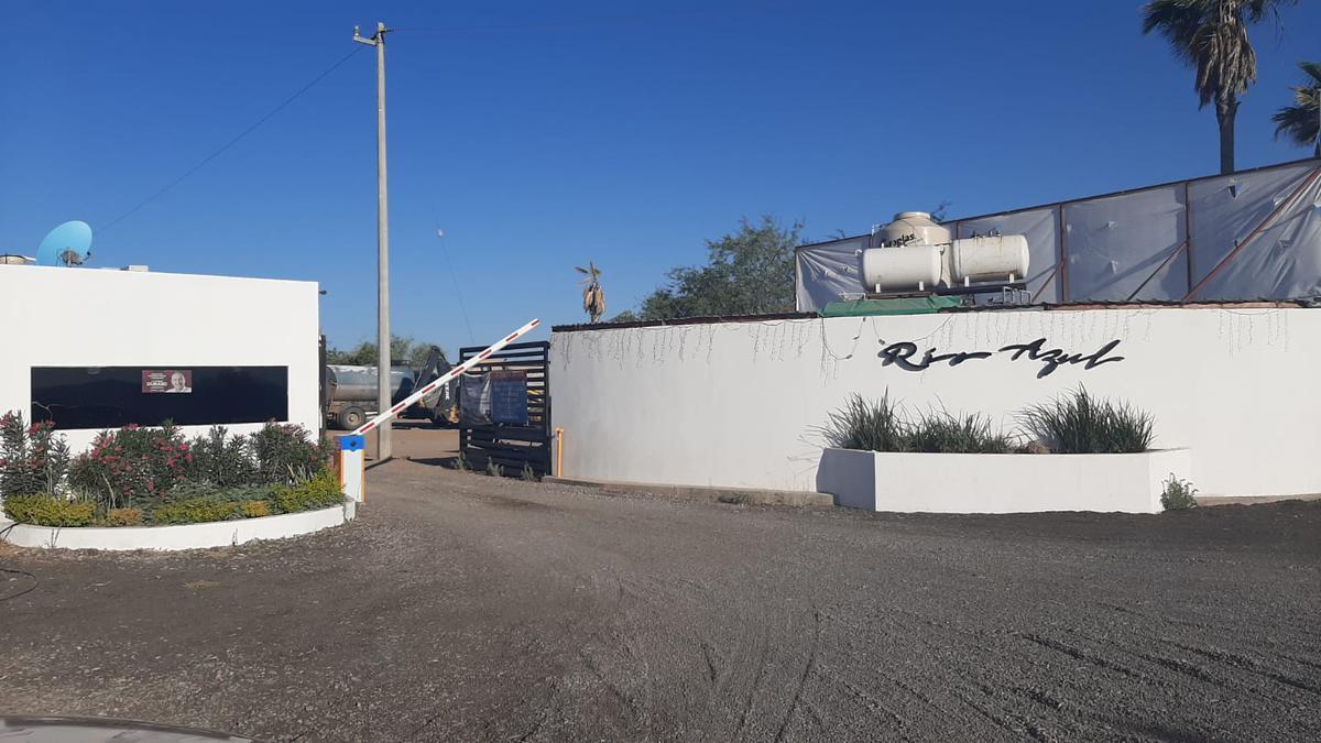Foto Terreno en Venta en  Congregacion San Pedro El Saucito,  Hermosillo  TERRENO EN VENTA EN CAMPESTRE RIO AZUL KM 3 , HERMOSILLO