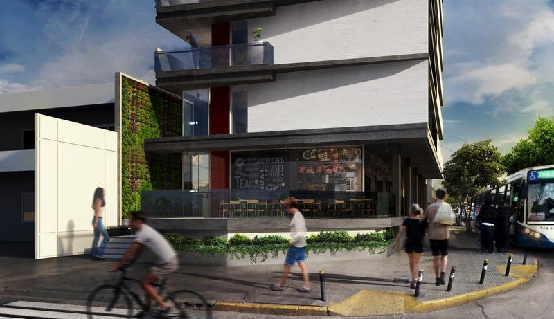 Foto Departamento en Venta en  San Miguel De Tucumán,  Capital          Cocheras Financiadas; Mate de Luna 2098-Entrega 2020