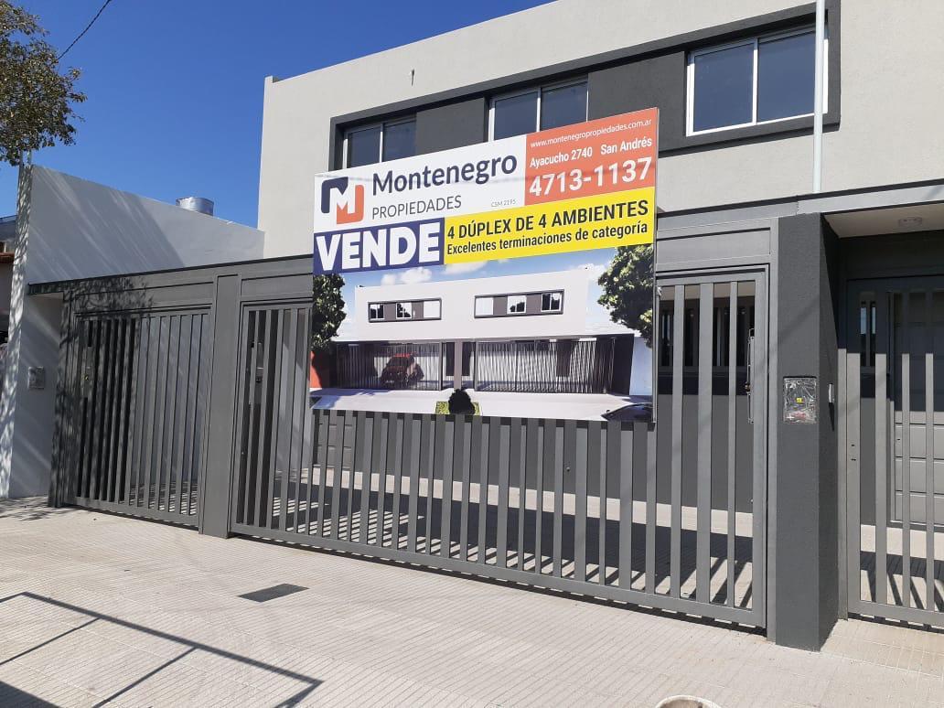 Foto Casa en Venta en  San Andres,  General San Martin  Francisco Hué al 3100
