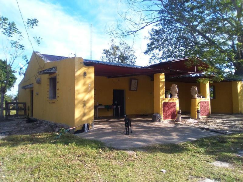 Foto Quinta en Venta en  Tepakán ,  Yucatán  Casco de Hacienda en Yucatan!