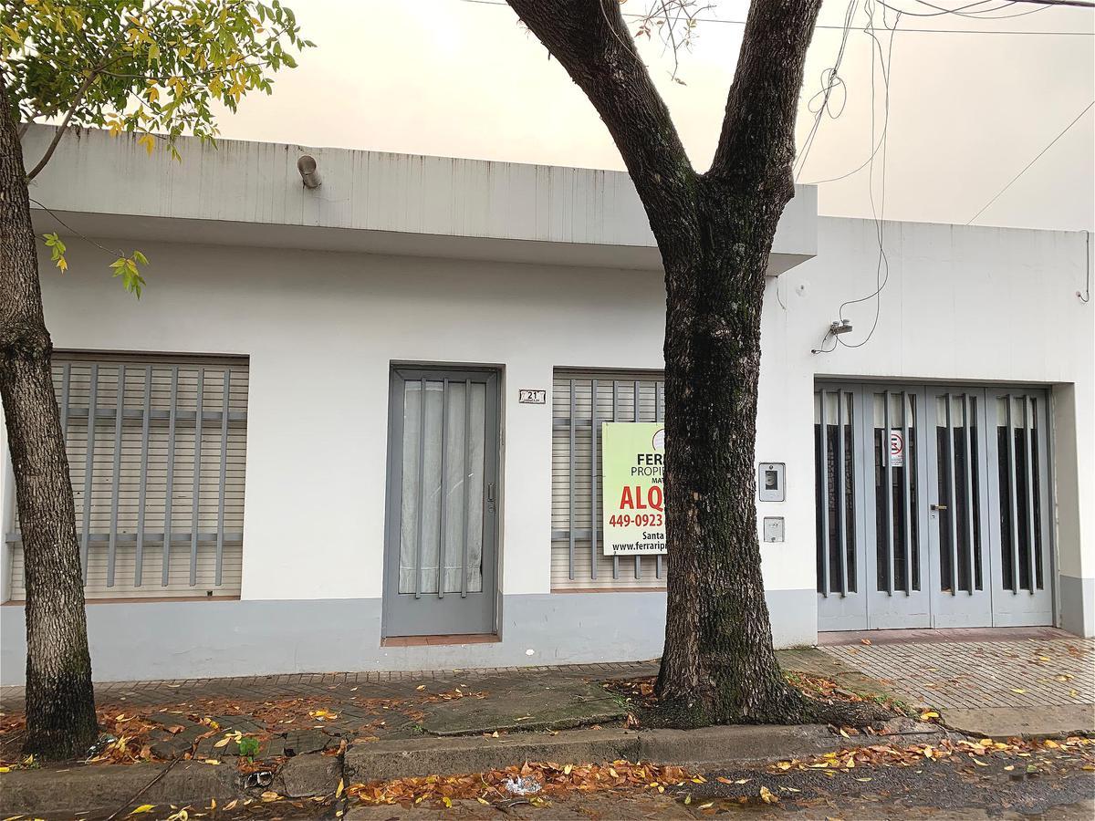 Foto Casa en Alquiler en  Barrio Industrial,  Rosario  Pje. Gossweiler 21