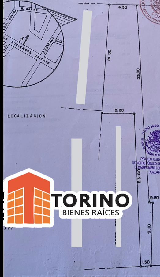 Foto Terreno en Venta en  Xalapa Enríquez Centro,  Xalapa  TERRENO EN 20 DE NOVIEMBRE, CENTRO DE XALAPA