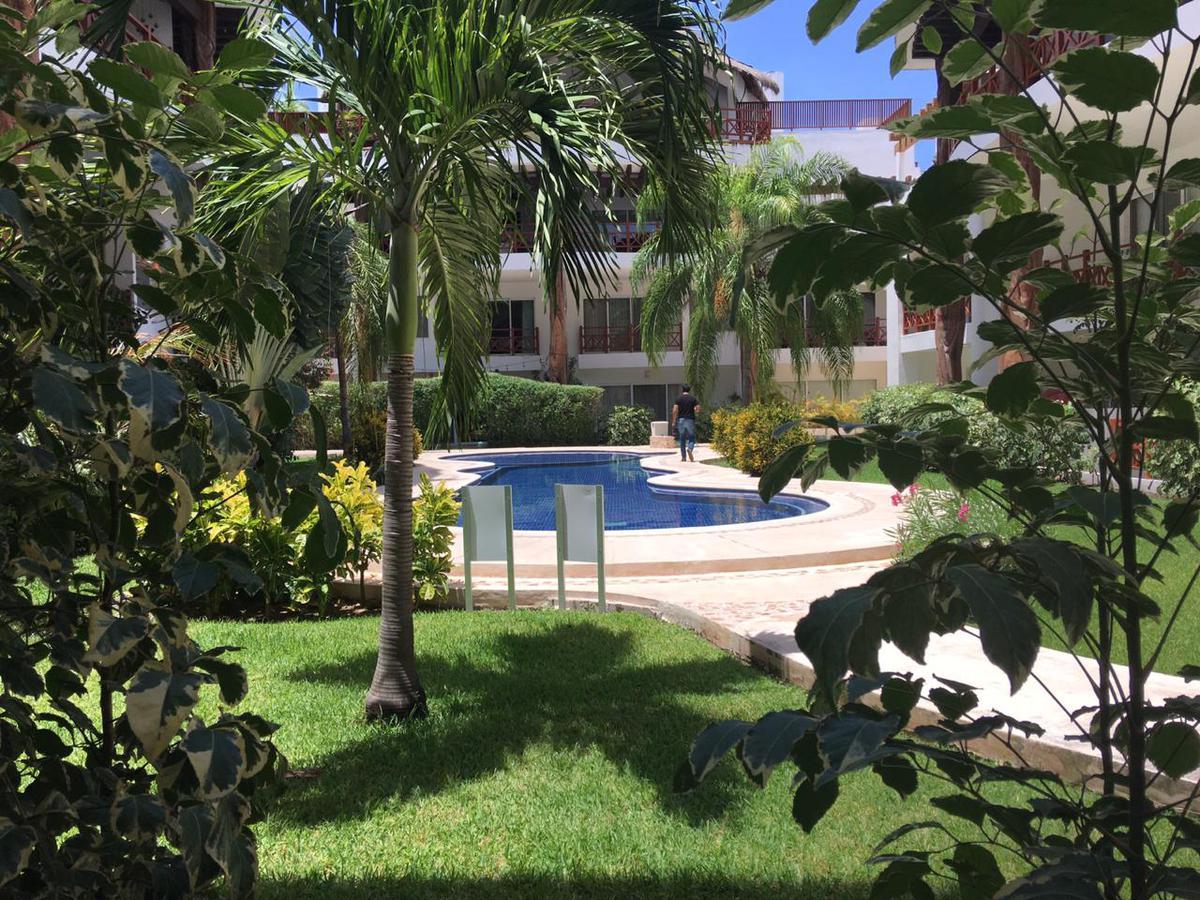 Foto Departamento en Renta en  Playa del Carmen Centro,  Solidaridad  Departamento en Renta Eek, Quadra Alea, Playa del Carmen.