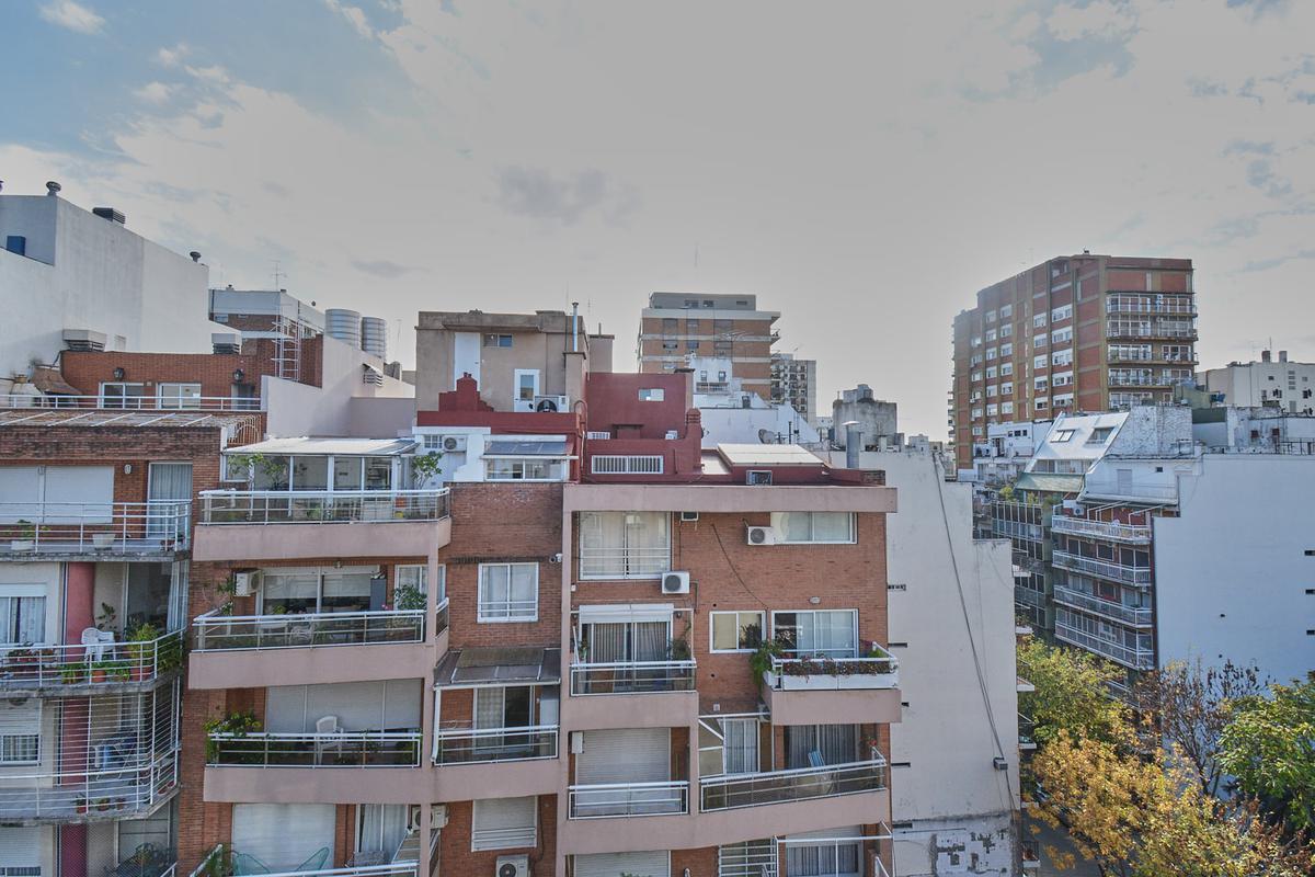 Foto Departamento en Venta en  Belgrano ,  Capital Federal  Zabala al 2600 Piso 8º