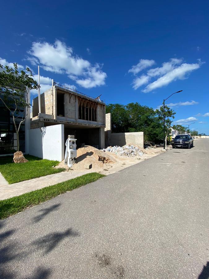 Foto Casa en Venta en  Mérida ,  Yucatán  ZELENA   CONKAL   LOTE 46