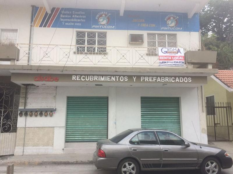 Foto Local en Renta en  Centro,  Tuxpan  RENTA LOCALES