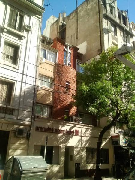 Foto Edificio Comercial en Venta en  Barrio Norte ,  Capital Federal  Arenales  al 2500