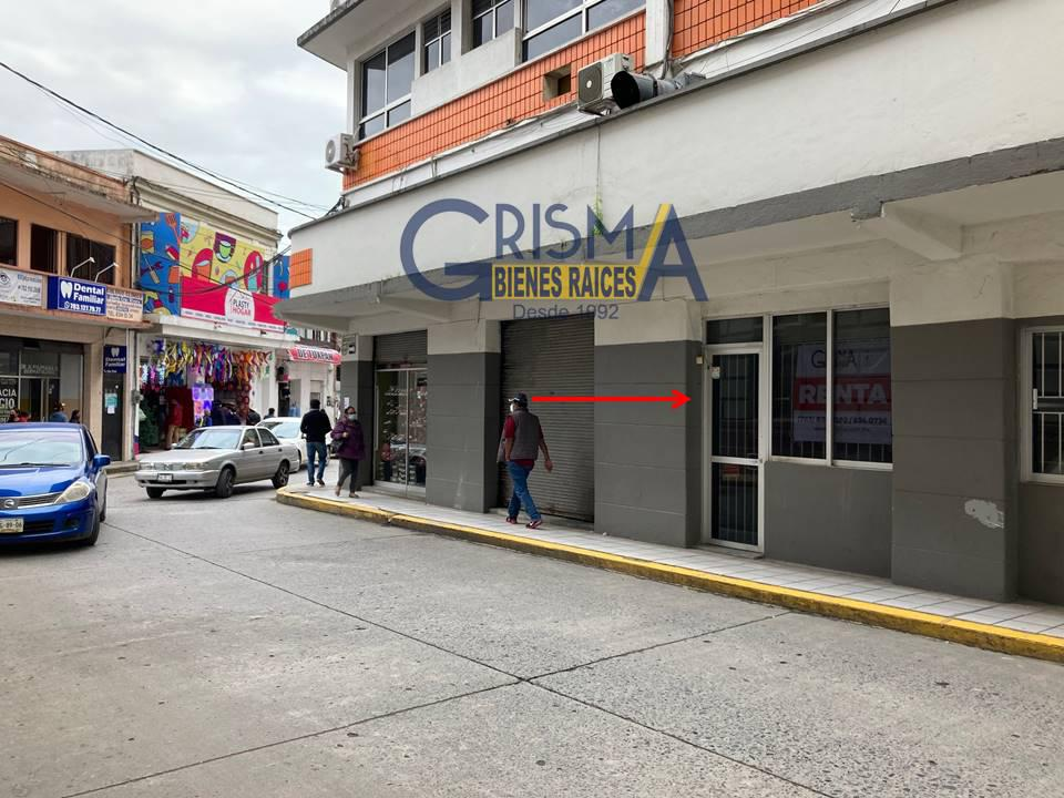 Foto Local en Renta en  Centro,  Tuxpan  LOCAL EN EXCELENTE UBICACIÓN ZONA CENTRO