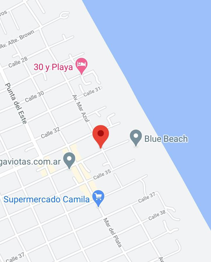 Foto Casa en Venta en  Mar Azul ,  Costa Atlantica  Calle Mar Azul y 34