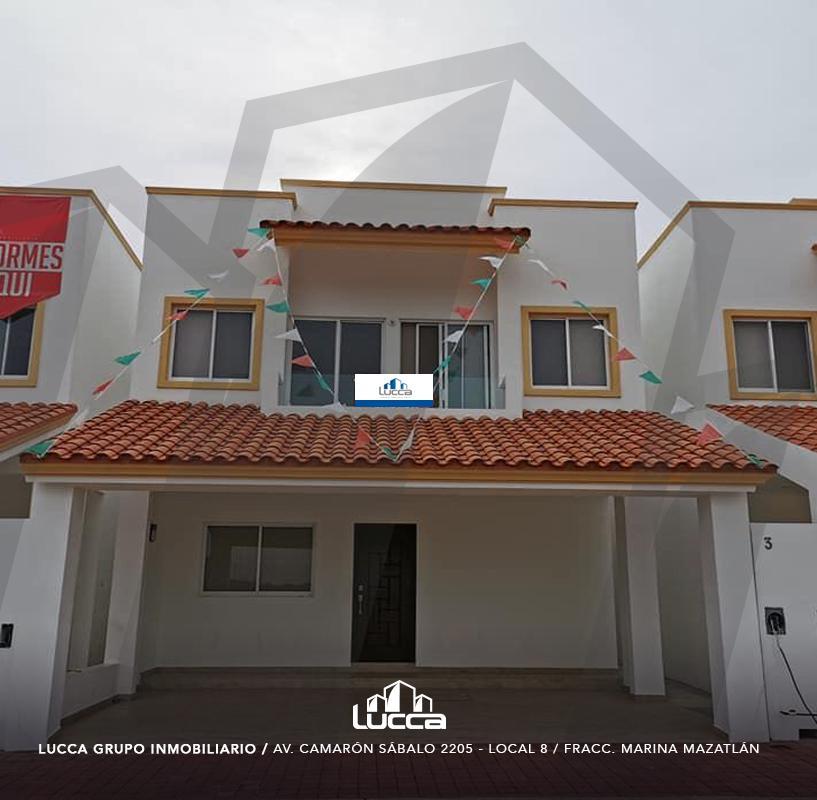 Foto Casa en Venta en  Mazatlán ,  Sinaloa  CASA EN MARINA GREEN DRIVE MODELO B