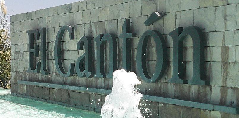 Foto Terreno en Venta en  El Canton - Golf,  Countries/B.Cerrado  CANTON GOLF