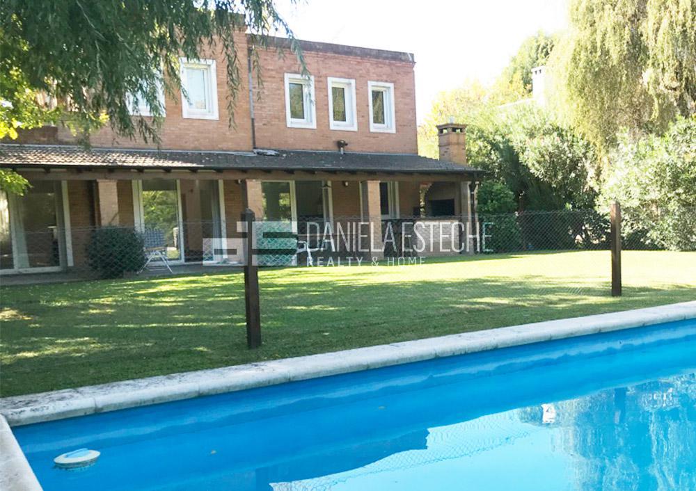 Foto Casa en Alquiler en  El Portillo,  Countries/B.Cerrado (Escobar)  El Portillo