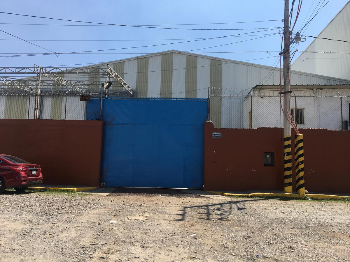 Foto Bodega Industrial en Renta en  Parque industrial Cuautlancingo Corredor Empresarial,  Cuautlancingo  RENTA DE NAVE INDUSTRIAL CON TRANSFORMADOR DE 150 KVAS PATIO DE MANIOBRA Y OFICINAS