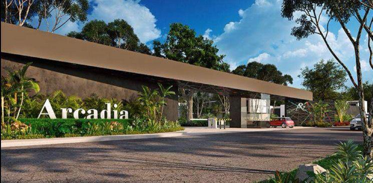 Foto Casa en condominio en Venta en  Club de Golf La Ceiba,  Mérida  Venta Departamentos Arcadia The Imposible Republic, La Ceiba, Mérida, Yuc.