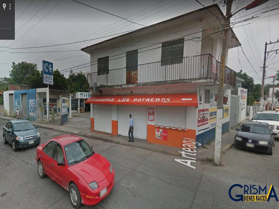 Foto Local en Renta en  Centro,  Tuxpan  AMPLIA BODEGA Y TERRENO EN EXCELENTE UBICACIÓN