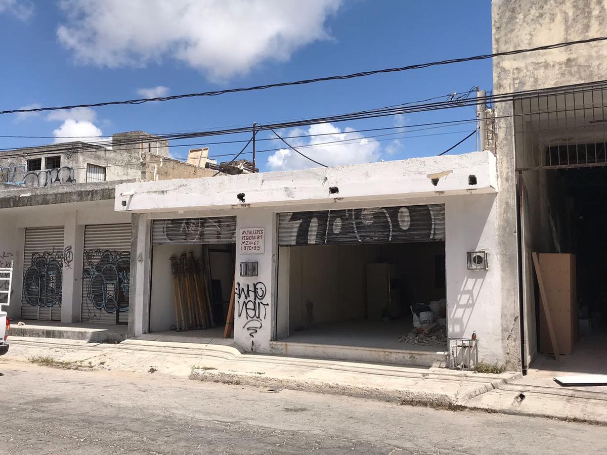 Foto Local en Venta en  Supermanzana 89,  Cancún  Local en VENTA Av. Talleres Cancun
