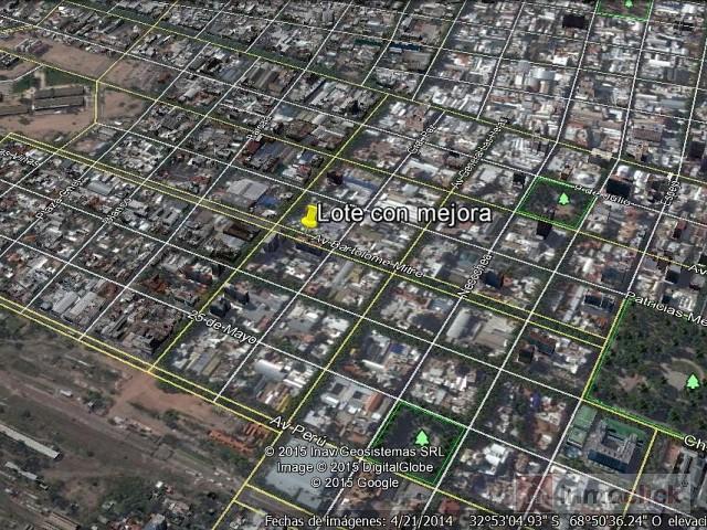 Foto Terreno en Venta en  Capital ,  Mendoza  Mitre al 1600