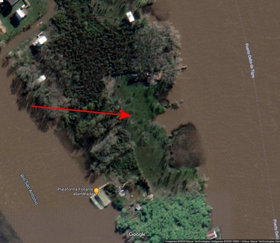 Foto Terreno en Venta en  Urion,  Zona Delta Tigre  Rio Urion pa 111
