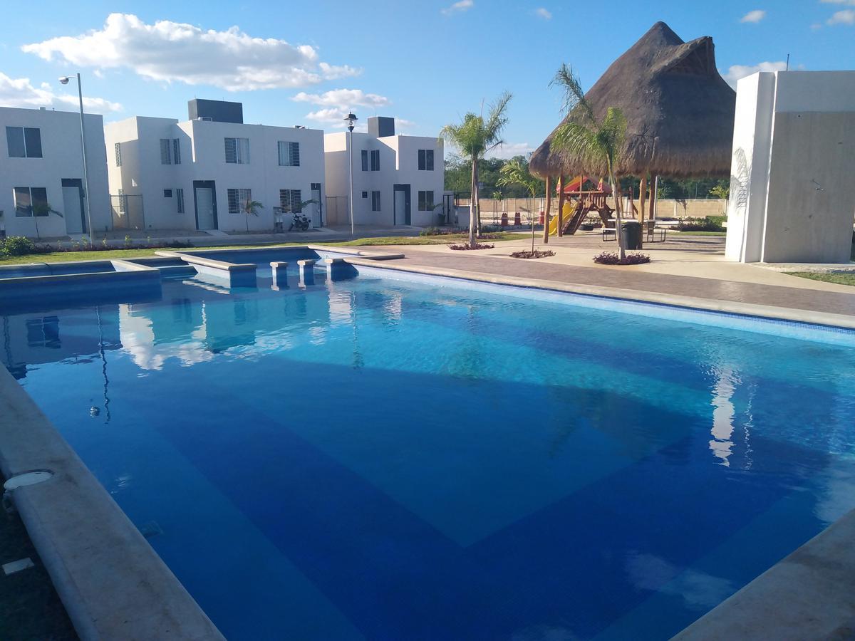 Foto Casa en Renta en  Tixkokob ,  Yucatán  Casa en renta en merida, con amenidades de un piso, en villas Oriente