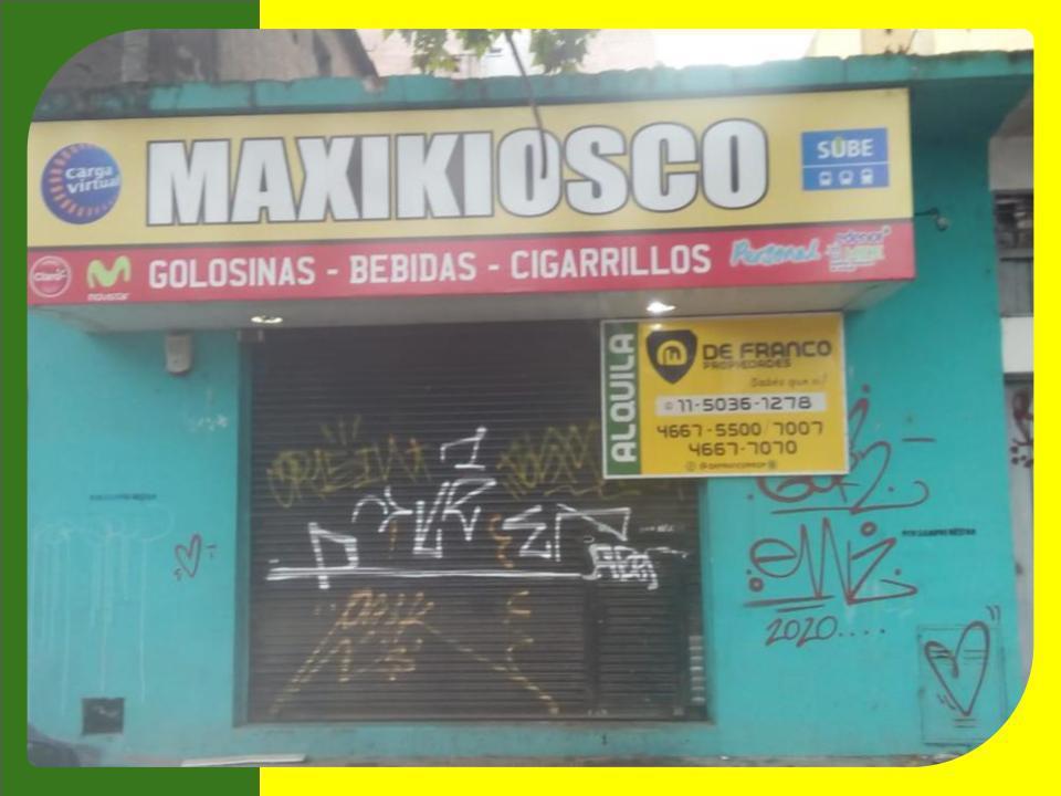 Foto Local en Alquiler en  Centro (S.Mig.),  San Miguel  Tribulato al 900