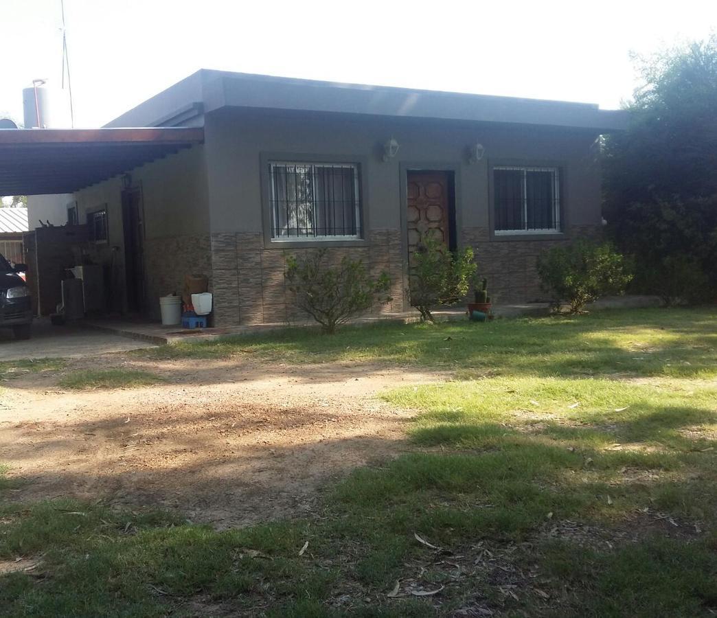 Foto Casa en Venta en  La Pista,  Ingeniero Maschwitz  Río Colorado esq. Chubut