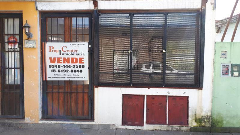 Foto Local en Venta en  Centro,  Ingeniero Maschwitz  Ituzaingo al 1700