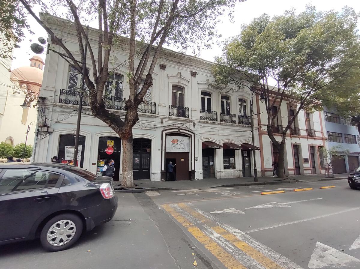 Foto Edificio Comercial en Venta en  La Merced  (Alameda),  Toluca  Edificio  en venta, Col. La Merced, Toluca, Edo. de México