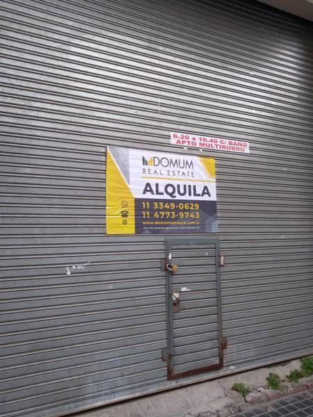 Foto Local en Alquiler en  Caballito ,  Capital Federal  RIO DE JANEIRO al 700