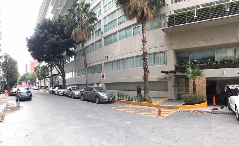 Foto Departamento en Venta en  Santa Cruz Atoyac,  Benito Juárez  Departamento en venta - City Towers Coyoacán 2 - B1102