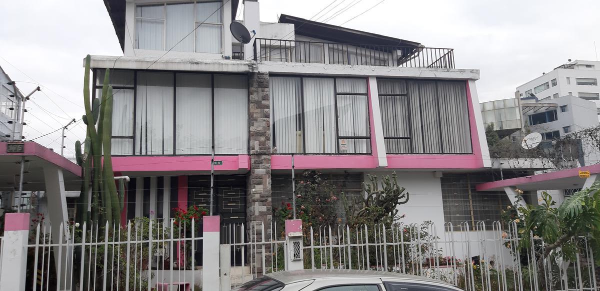Foto Terreno en Venta en  Centro Norte,  Quito  Bello Horizonte entre Coruña y 6 de diciembre