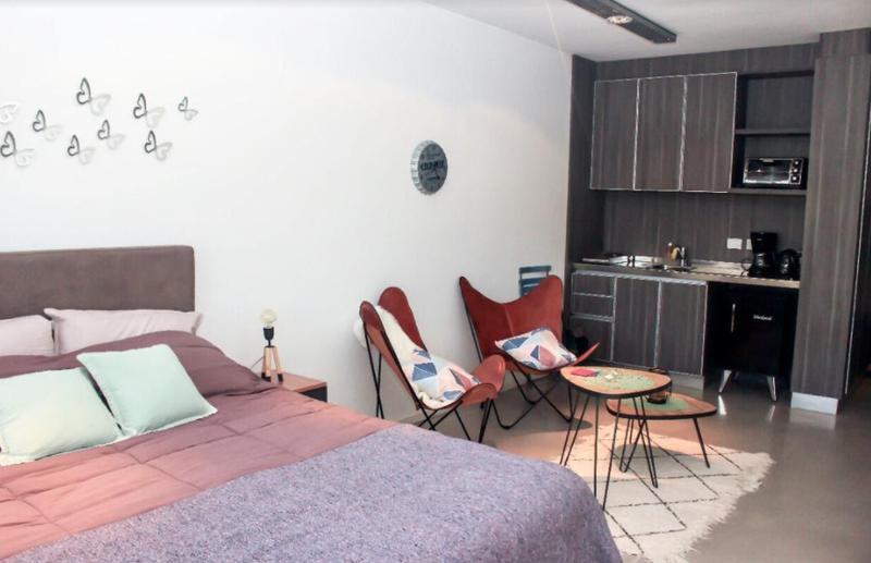 Foto Departamento en Alquiler temporario en  Palermo Hollywood,  Palermo  NICARAGUA al 5900