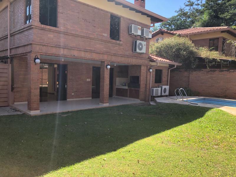 Foto Casa en Alquiler en  Mbocayaty,  Zeballos Cue  Avda. Primer Presidente, Condominio Arboleda