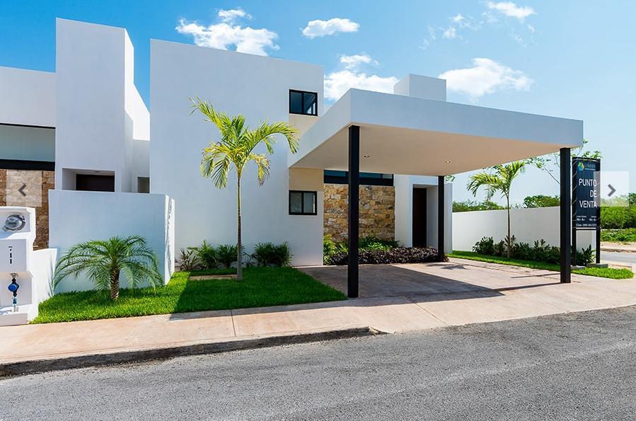 Foto Casa en Venta en  Pueblo Dzitya,  Mérida  CASA EN RESIDENCIAL REAL MONTEJO