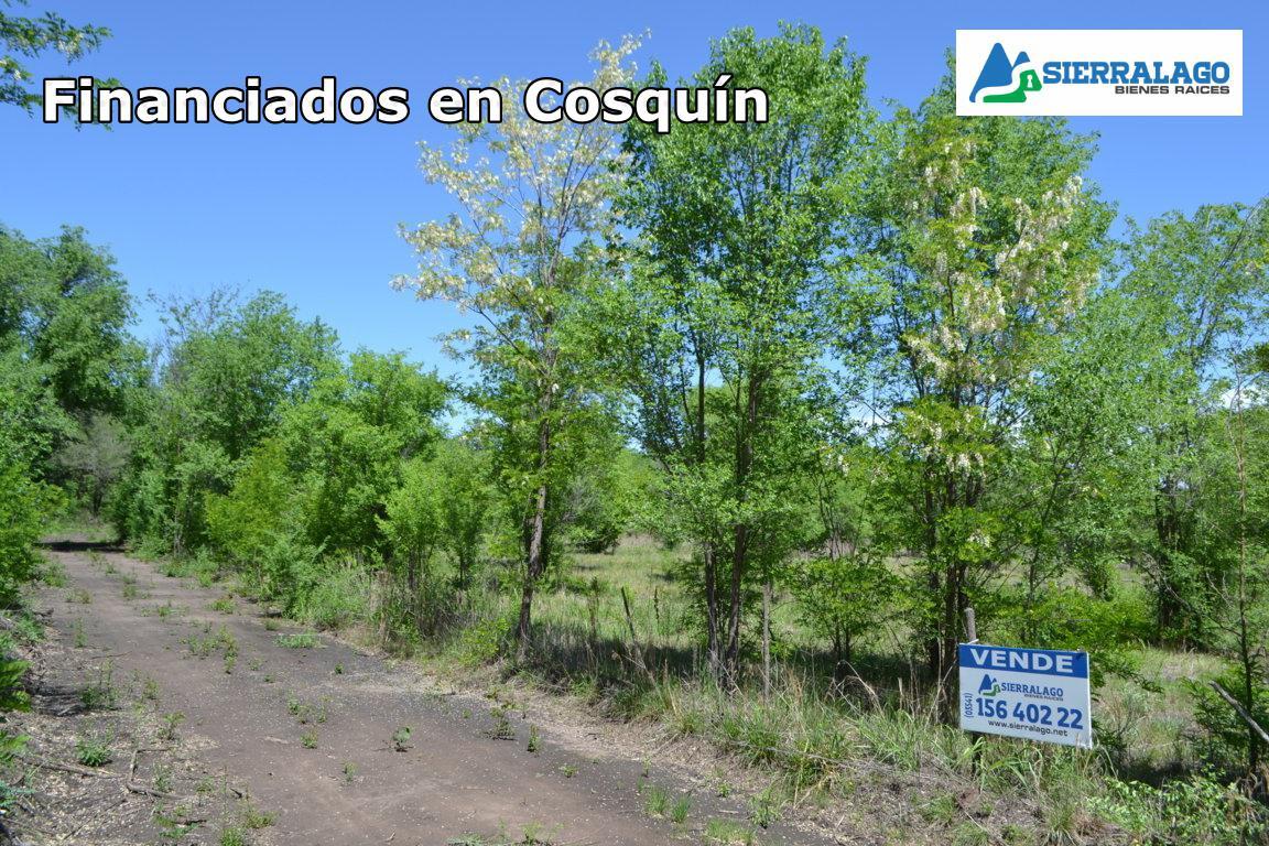 Foto Terreno en Venta en  Cosquin,  Punilla  Financiados en Molinari