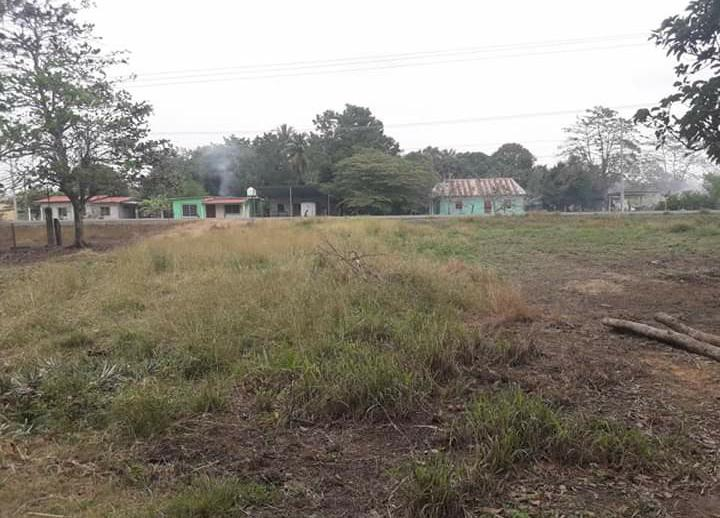 Foto Terreno en Venta en  Tlalixcoyan ,  Veracruz  TERRENO EN VENTA COLONIA CENTRO TLALIXCOYAN VERACRU