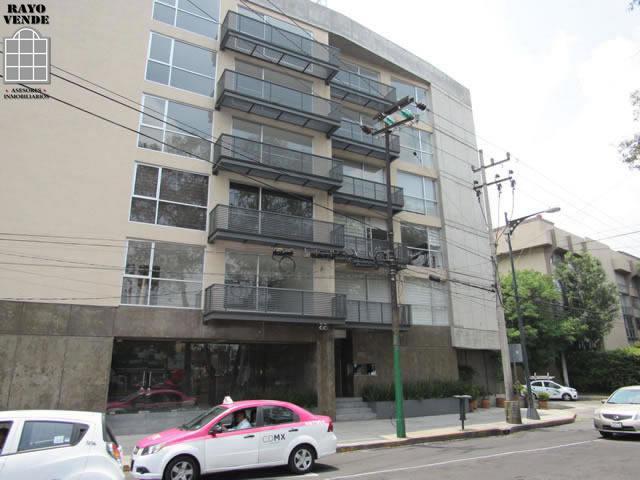 Alquiler de Apartamento 2 recamaras en Coyoacán Ciudad Jardín