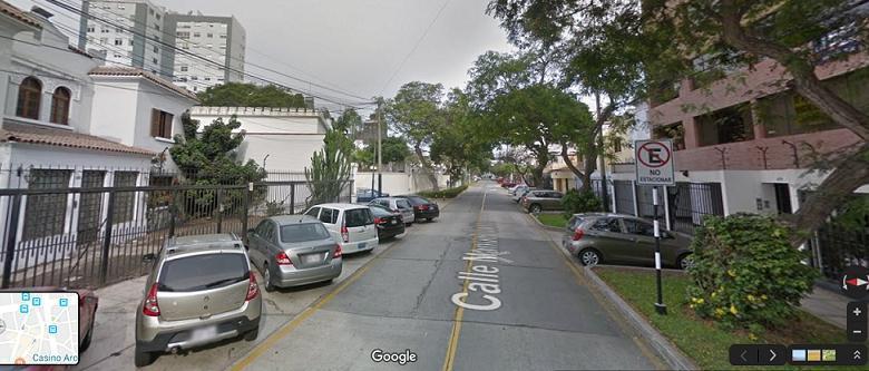 Foto Casa en Venta en  San Isidro,  Lima  Calle Manuel Bañon