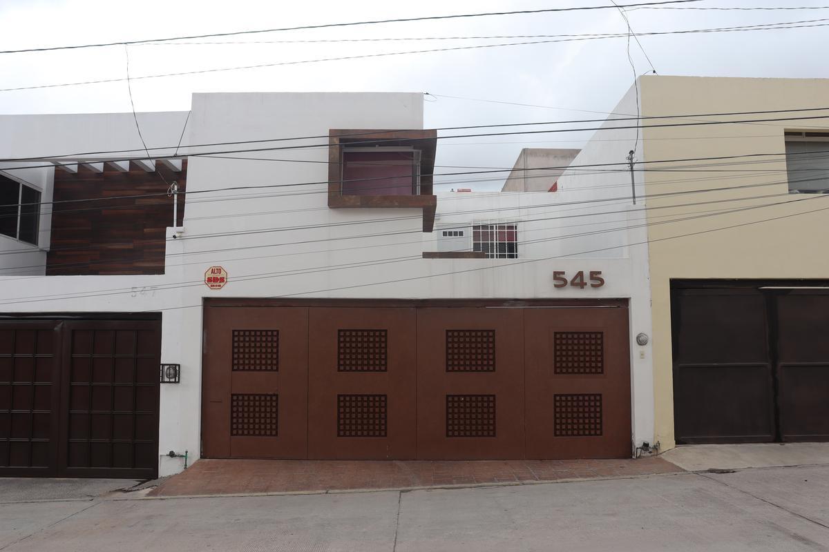 Foto Casa en Renta en  Garita de Jalisco,  San Luis Potosí  Nube #545 Col. Colinas del Parque