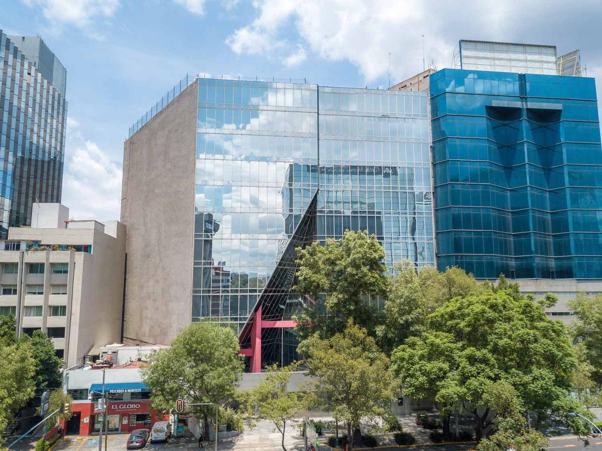 Foto Edificio Comercial en Renta en  Benito Juárez ,  Ciudad de Mexico  EDIFICIO INSURGENTES SUR  EN COLONIA FLORIDA CDMX