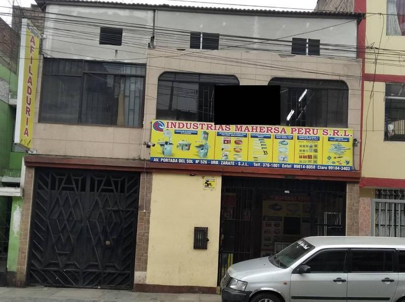 Foto Local en Alquiler en  San Juan de Lurigancho,  Lima  PORTADA DEL SOL