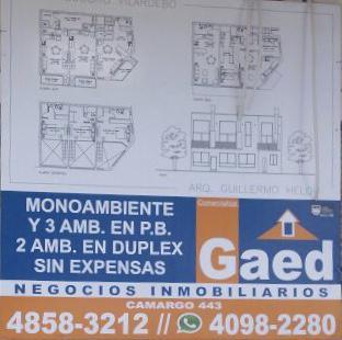 Foto Departamento en Venta en  Villa del Parque ,  Capital Federal  TEODORO VILARDEBO  al 2400