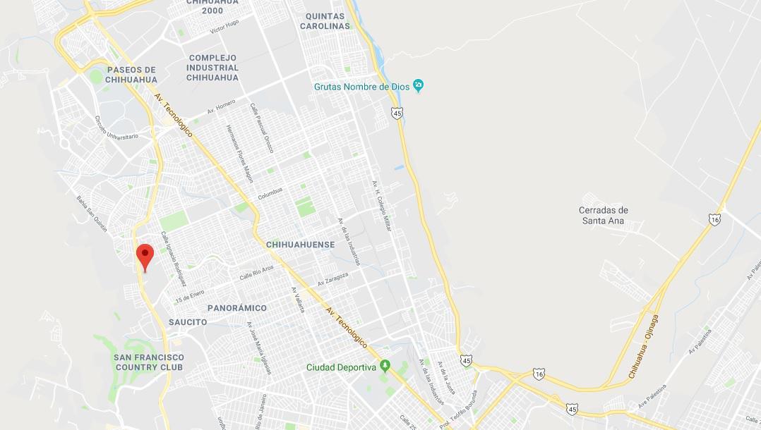 Foto Nave Industrial en Renta en  Nuevo Paraíso,  Chihuahua  Periferico de la Juventud 7900