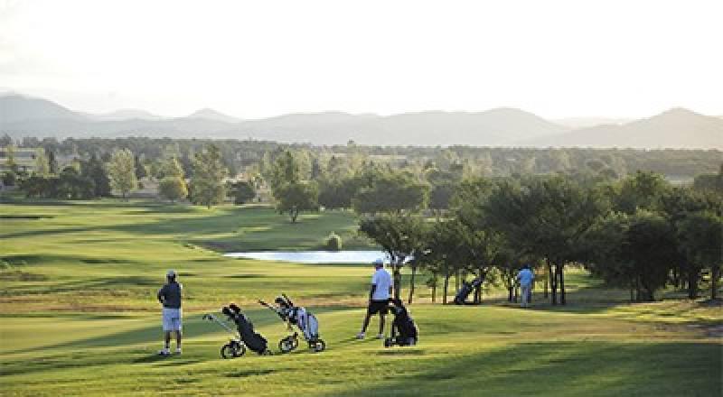 Foto Terreno en Venta en  Falda Del Carmen,  Santa Maria  Valle Del Golf al 1200