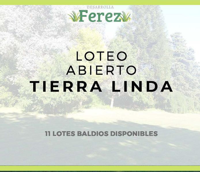Foto Terreno en Venta en  Tortuguitas,  Jose Clemente Paz  Luis Maria Drago 3200